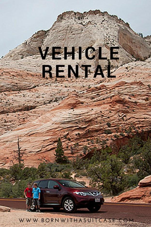 vehicle rental