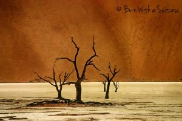 Top 5 Places in Namibia