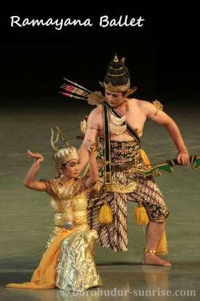 Ramayana Ballet Prambanan
