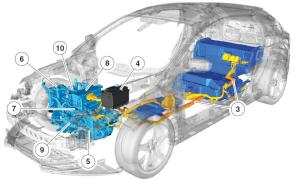 Where's the HighVoltage Service Disconnects on the 2012 Ford Focus??? – Boron Extrication