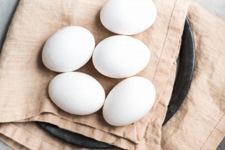 makkelijke eiersalade