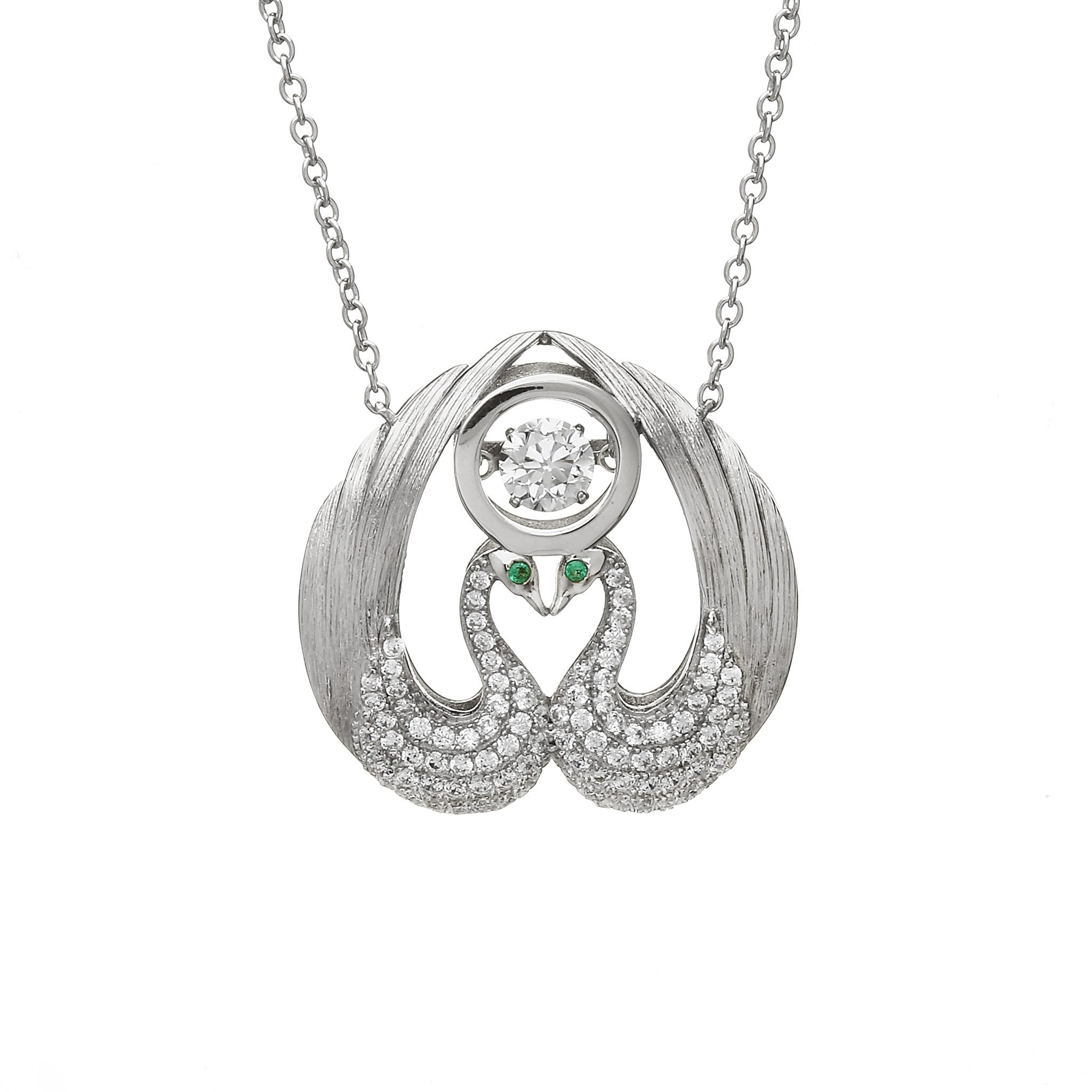 Small Legend Of Lir Dancing Stone Necklace