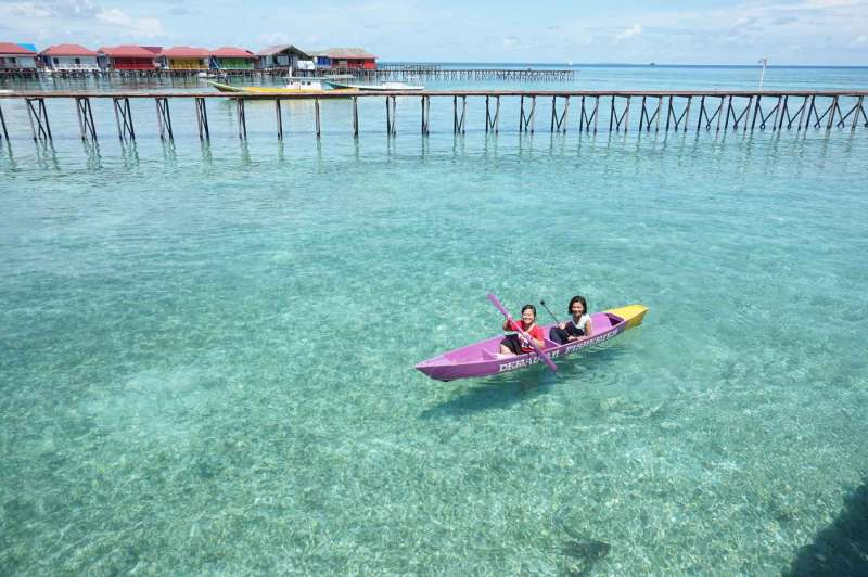 Perahu Derawan Fisheries