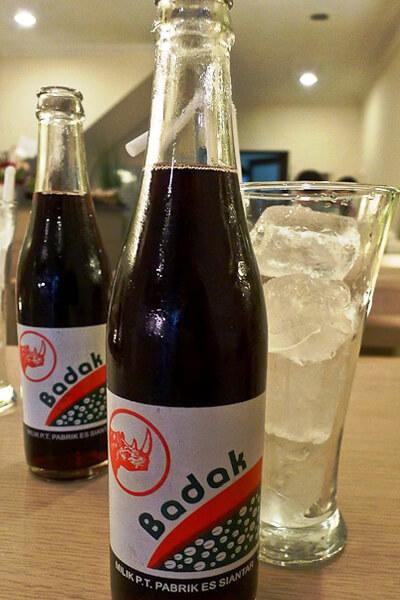 Minuman Badak