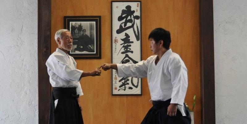 Saotome Shihan Bir milyon yıllık eğitim