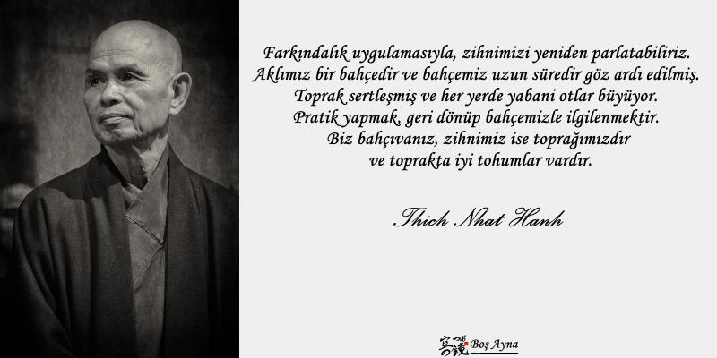 Tay09 Nefes Boş Ayna Thich Nhat Hanh