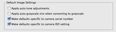 Camera Raw 4.6