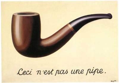 La pipa di Magritte