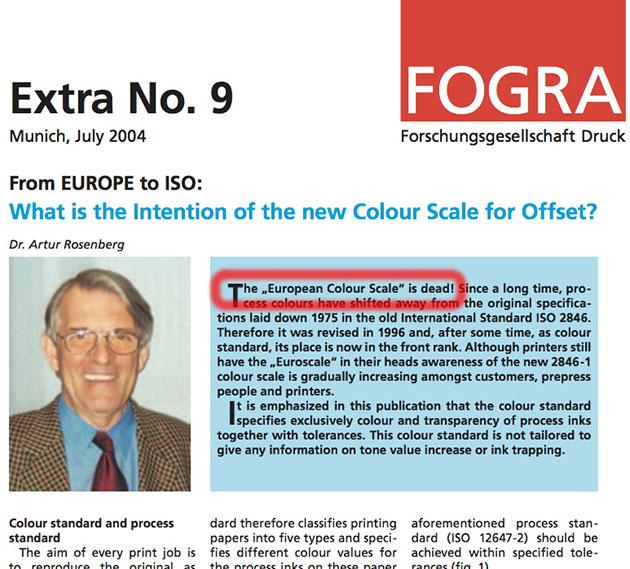 FOGRA Extra no. 9 - 2004