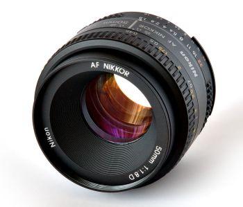 Obiettivo 50mm f/1.8