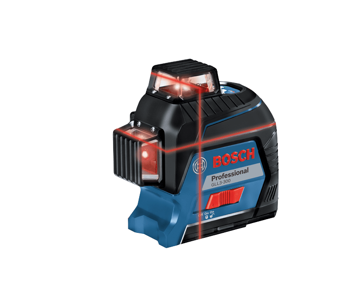 GLL3-300 360⁰ Three-Plane Leveling and Alignment-Line Laser