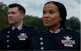 U.S. Space Force Command New Uniforms