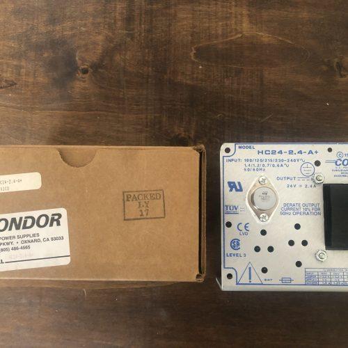 Alimentatore lineare – Condor HC24-2.4-A+