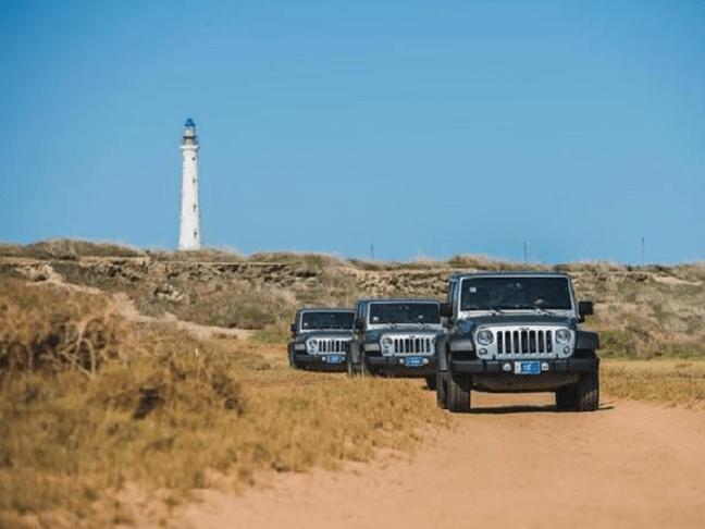 Aruba: Island Jeep tours