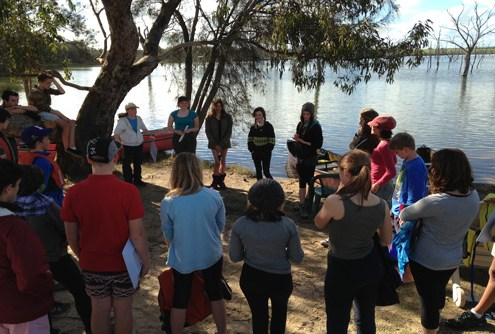 School Camps Perth - group
