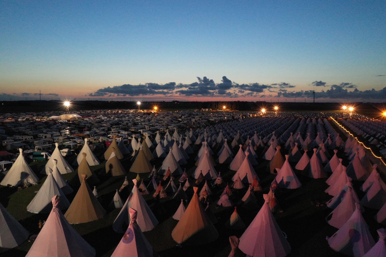 tipi festival bosjuweel