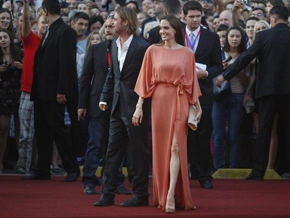 Sarajevo Film Festival-Angelina Jolie ve Brad Pitt
