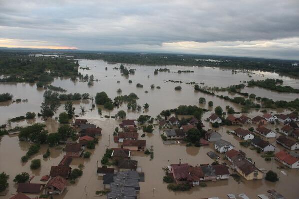 Bosanski Samac Poplave 1