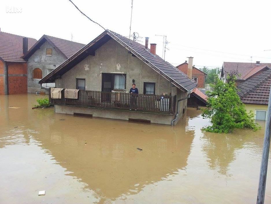 Bosanski Samac Poplave