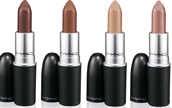 Image result for mac lipstick nudes