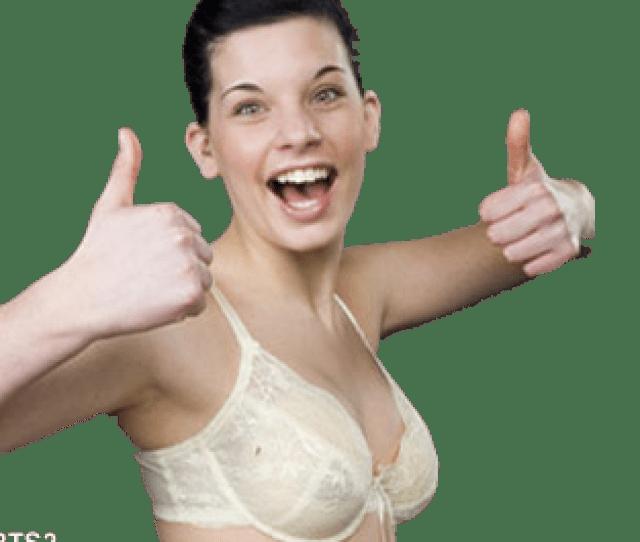 Breastforms Medium Non Silicone Girl Wearing Drts2 Breastforms