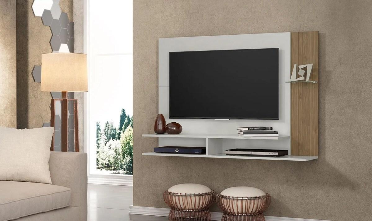 panel para tv ipe avellana 5