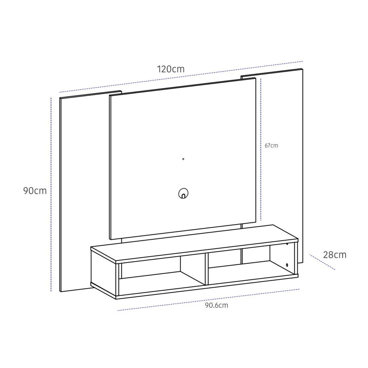 panel para tv navi 4