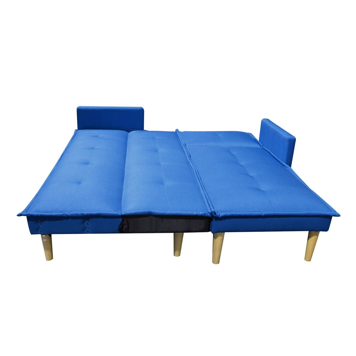 sala esquinada sofá cama independencia azul 7