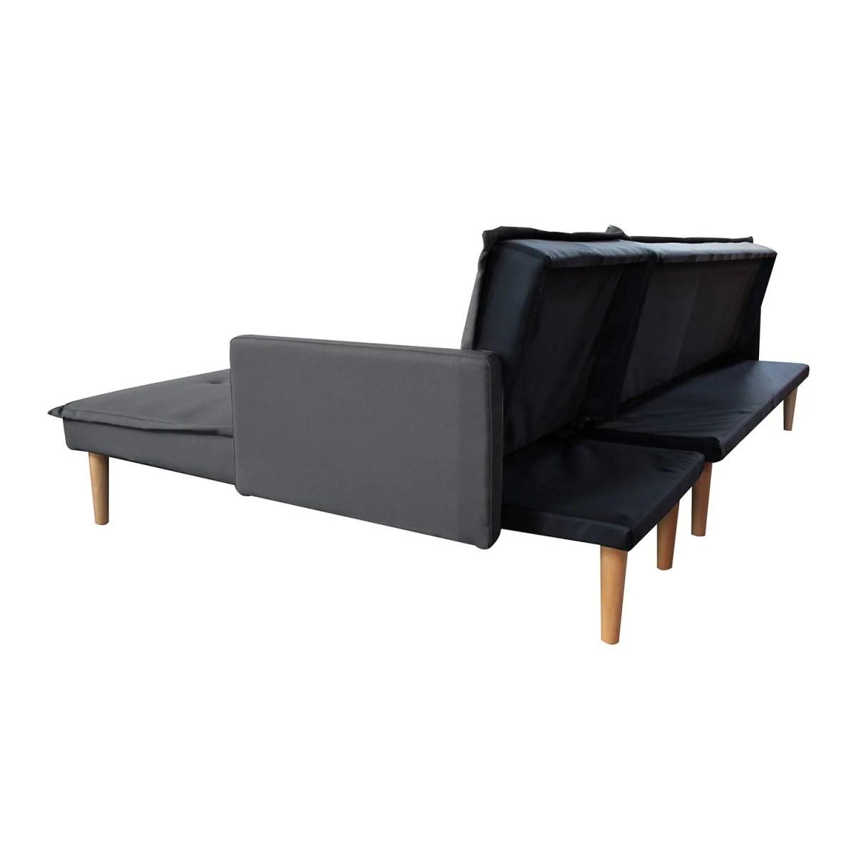 sala esquinada sofá cama independencia gris 8