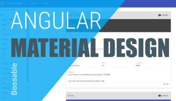 AngularJS Material Design Toolbar Tips and Tricks ⋆ Bossable