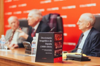 Presentación del Diccionario Biográfico de España