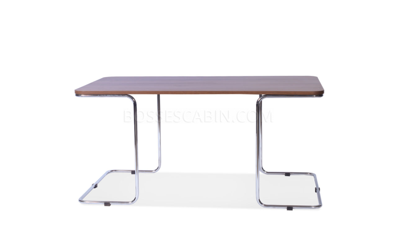 citra sleek coffee table with steel wire legs