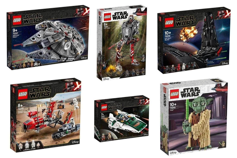 Lego Star Wars October 2019 Sets Triple Force Friday