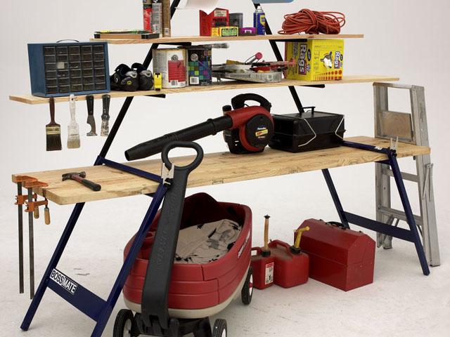 Bossmate Workbench Shelf