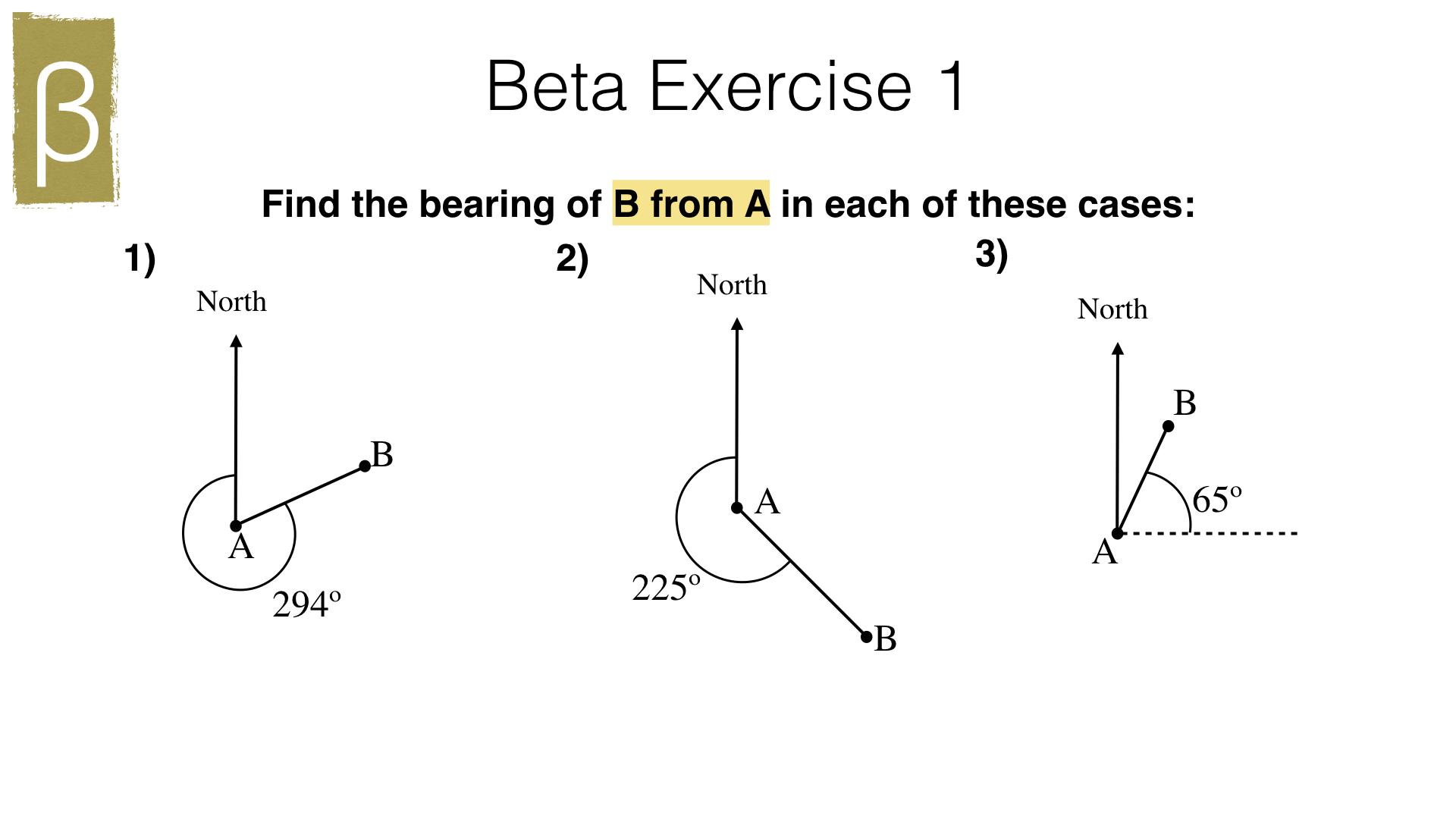 G15c Bearings Bossmaths
