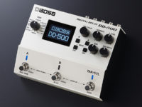 New Product: DD-500 Digital Delay