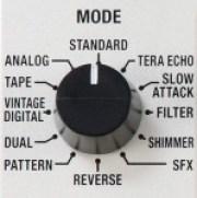 DD-500 Digital Delay Mode Selector