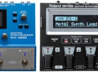 A Tale of Two Guitar Synthesizers