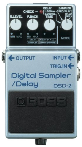 History of BOSS Delay: DSD-2
