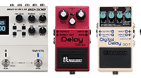 Echoes in Time: The History of BOSS Delay Pedals