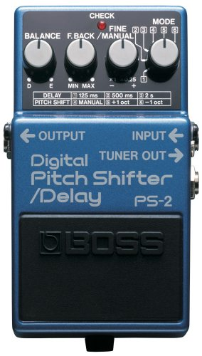 History of BOSS Delay: PS-2