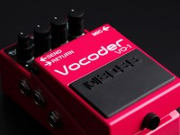 New Product: VO-1 Vocoder