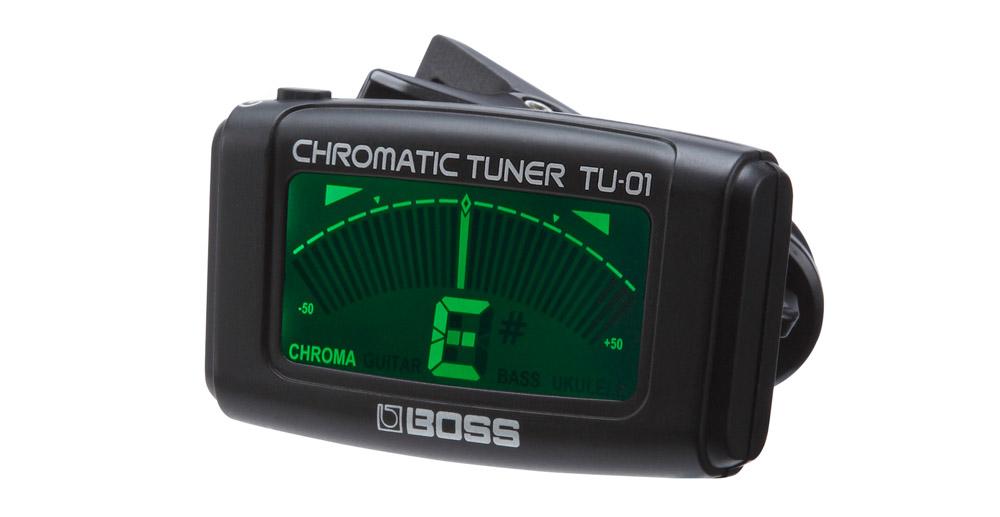 BOSS Tuner: TU-01
