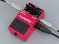 Video Demo: BOSS VO-1 Vocoder Pedal