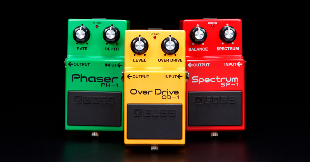 "The PH-1, OD-1, and SP-1 in the Box-40 are known among collectors as the ""traffic light series"" for their green, yellow, and red colors."