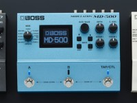 BOSS 500 Series: Extraordinary Sounds, Massive Creative Power