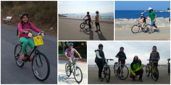 Bisiklet Dersi - Bisiklet Kursu Bostancı