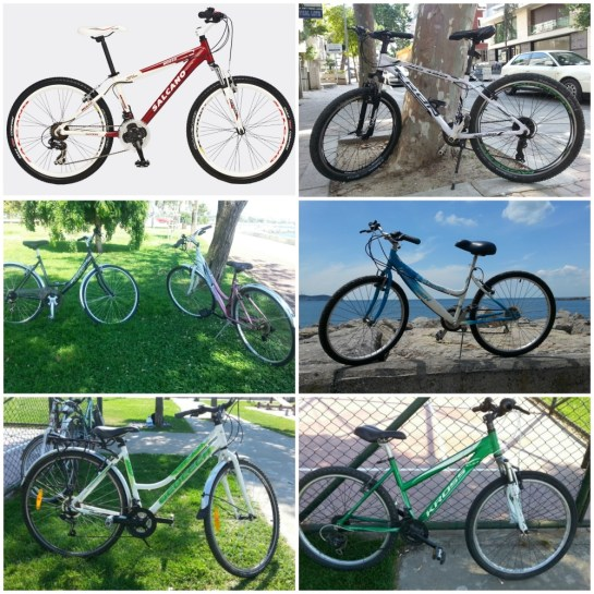 kiralık bisiklet kadıköy bisiklet kiralama - rent a bike