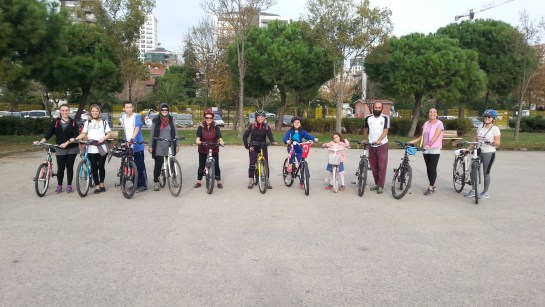 Bostancı Sahil 10k Bisiklet Turu