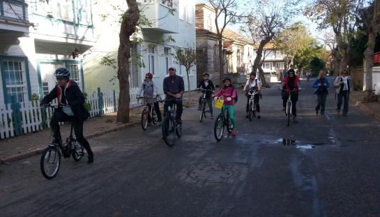 Heybeliada Bisiklet Turu